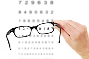 Brilleträger - PC-srbeit und älter werden
